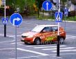 """Автошкола """"Автофакультет"""" - вождение на автодроме"""