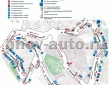 Автошкола «Безопасность» - учебный маршрут 1
