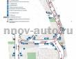 Автошкола «Безопасность» - учебный маршрут 5